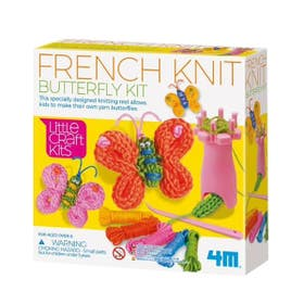 4M French Knit Butterfly Kit