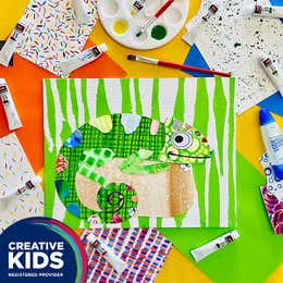 Creative Kids Camouflage Chameleon Kit