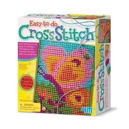 4M Easy to Do Cross Stitch Kit