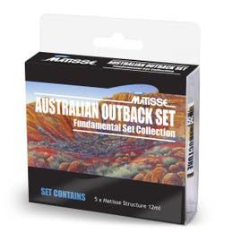 Matisse Structure Australian Outback Mini Set