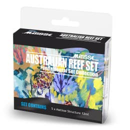 Matisse Structure Australian Reef Mini Set