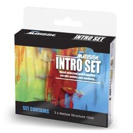 Matisse Structure Intro Mini Set