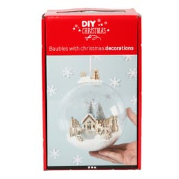Creativ Christmas Bauble Decoration Kit