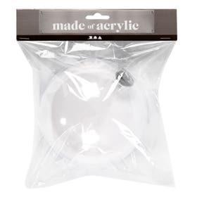 Creativ Plastic Baubles Set