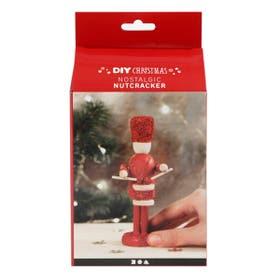 Creativ Christmas Wooden Nutcracker Figure Set