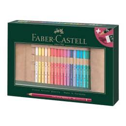 Faber-Castell Polychromos Pencil Wrap Roll