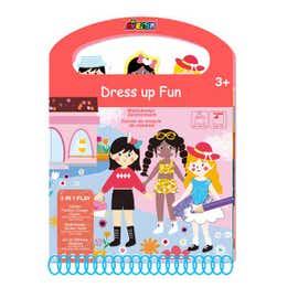 Avenir Dress Up Fun Sketch Book