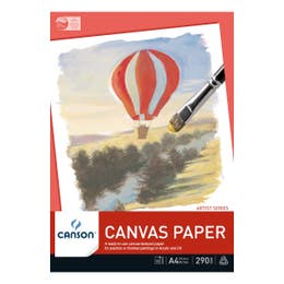 Canson Canvas Paper Pad A4