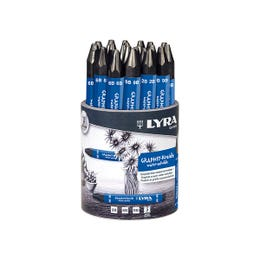 Lyra Graphite Water Soluble Sticks Assorted Tub