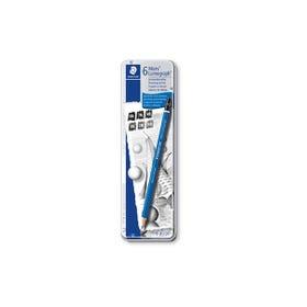 STAEDTLER Mars Lumograph Pencil Set 6