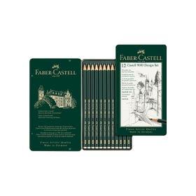 Faber-Castell 9000 Design Pencil Set
