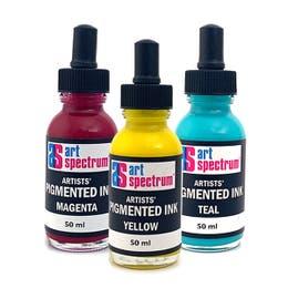 Art Spectrum Pigmented Inks 50ml