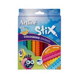 Artline Stix Colouring Marker Sets