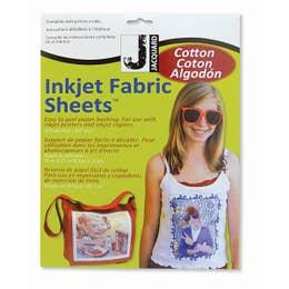 Jacquard Inkjet Cotton A4 Sheet