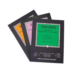 Arches Watercolour Paper Pads