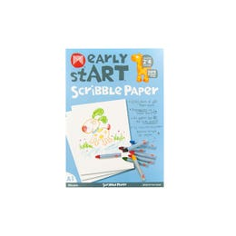 Micador Early Start Scribble Pad