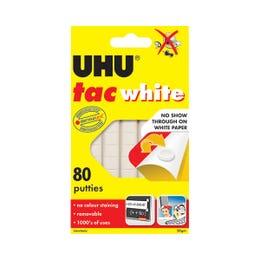 UHU White TAC 50g