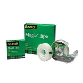 3M Scotch 810 Magic Tape 12.7m x 33m