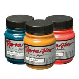 Jacquard Dye-Na-Flow Paints 66.6ml Group