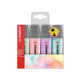 STABILO Highlighter Pack 4