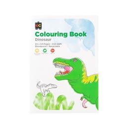 EC Colouring Books Dinosaur