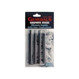 General's Graphite Sticks Set 4