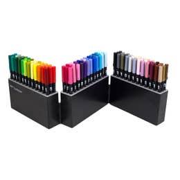 Tombow Dual Brush Pen 108 Colour Set