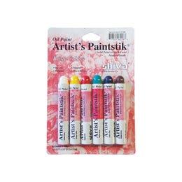 Shiva Paintstik Sets Student Paint Sticks Set 6