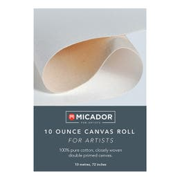 Micador For Artists Canvas on the Roll