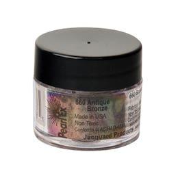 Jacquard Pearl Ex Pigment Powder 3g Antique Bronze 660