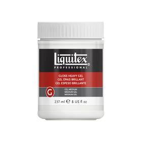 Liquitex Gloss Heavy Gel 237ml