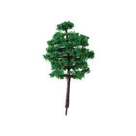 Scale Model Trees Green 70mm x 35mm 1:100-1:200 TB 90E