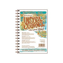 Strathmore Watercolour Visual Journals