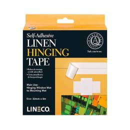 Lineco Linen Hinging Tape