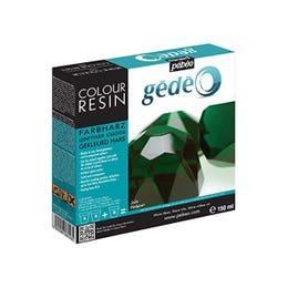 Pebeo Gedeo Coloured Crystal Resin 150ml Jade