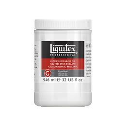 Liquitex Gloss Super Heavy Gel Medium 946ml