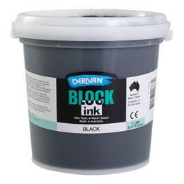 Derivan Blockprinting Inks 1 Litre