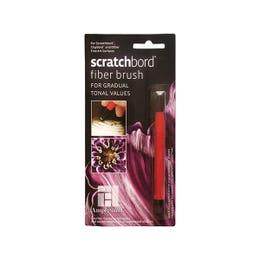 Ampersand Museum Series Scratchbord Fiber Brush