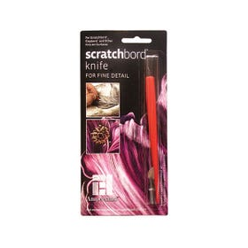 Ampersand Museum Series Scratchbord Scratch Knife
