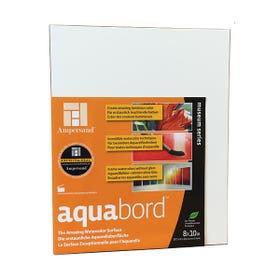 "Ampersand Museum Series Aquabord 1/8"" Flat Panel 11"" x 14"""