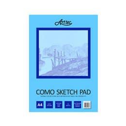 Arttec Como Pads 210gsm 25 Pages A2
