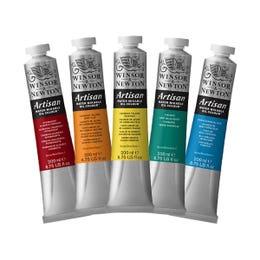 Winsor & Newton Artisan Water Mixable Oil Paints 200ml
