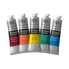 Winsor & Newton Artisan Water Mixable Oil Paints 37ml
