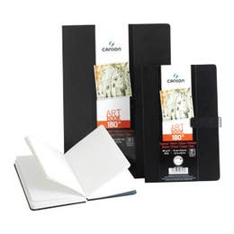 """Canson 180 Degree Art Books 96gsm 80 Pages 3.5"""" x 5.5"""""""