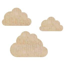 Kaisercraft Woodcraft Flourish Clouds