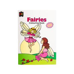 EC Colouring Books Fairies