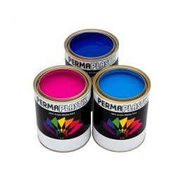 Permaplastik Acrylic Paints 1 Litre