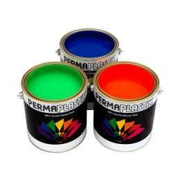 Permaplastik Acrylic Paints 4 Litre