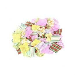 Shamrock Craft Assorted Material Scraps Pack