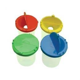 Plastic Paint Pot